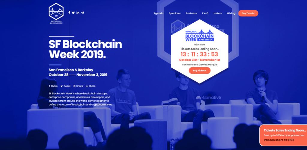 SF Blockchain Week